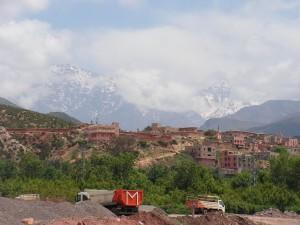 Asni, Marokko